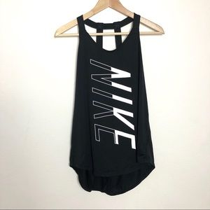Nike Open Back Dri-Fit Elastika Tank